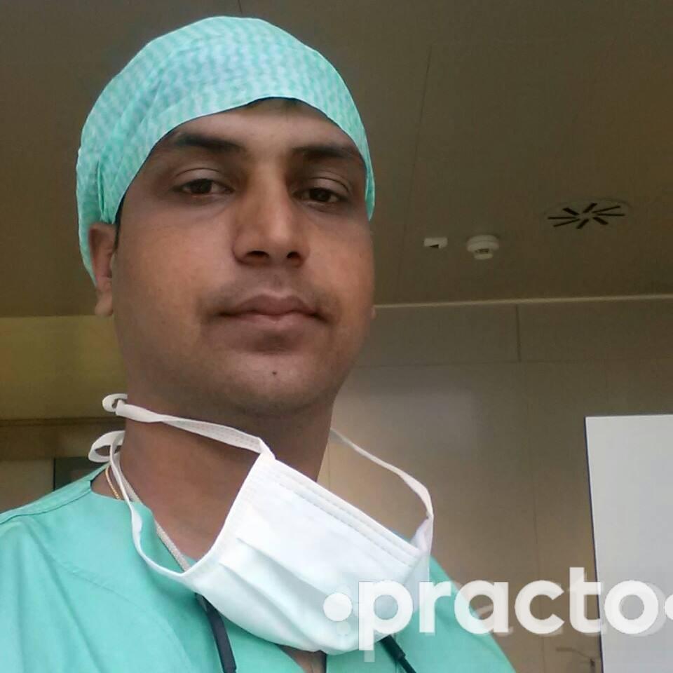 Dr. Shashidhar K P - Vascular Surgeon