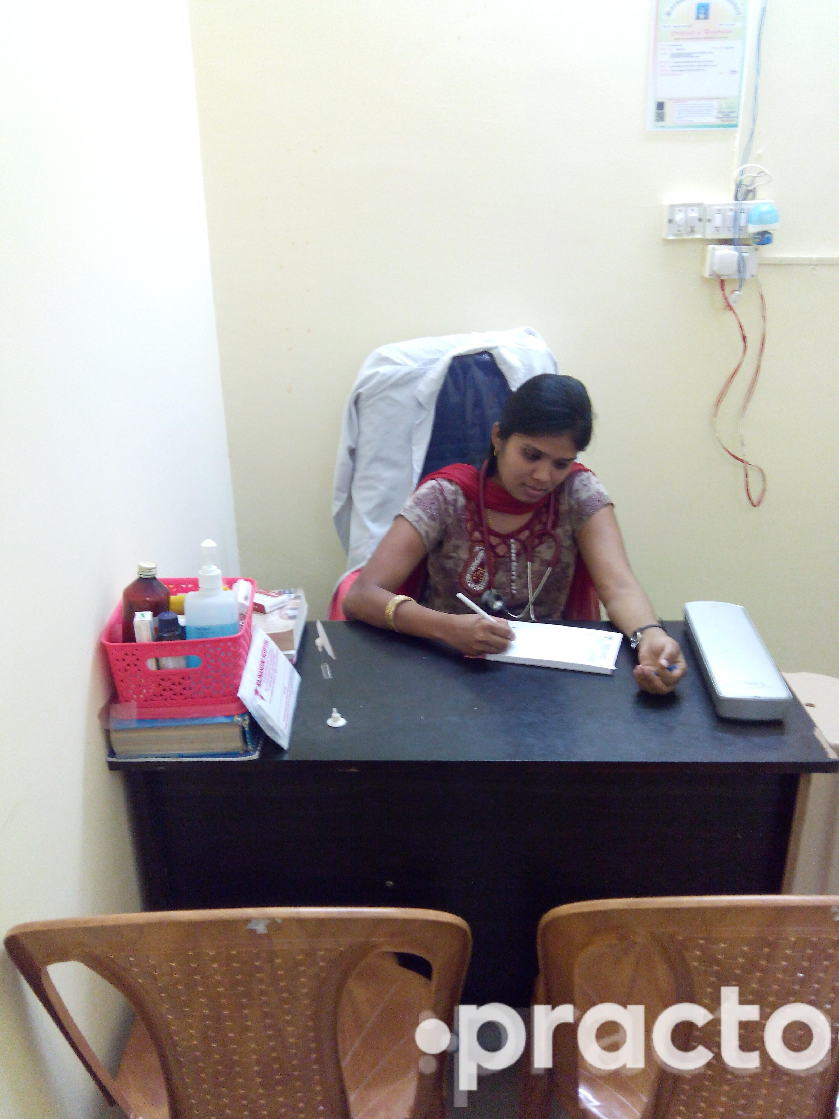 Dr. Uma. M - General Physician