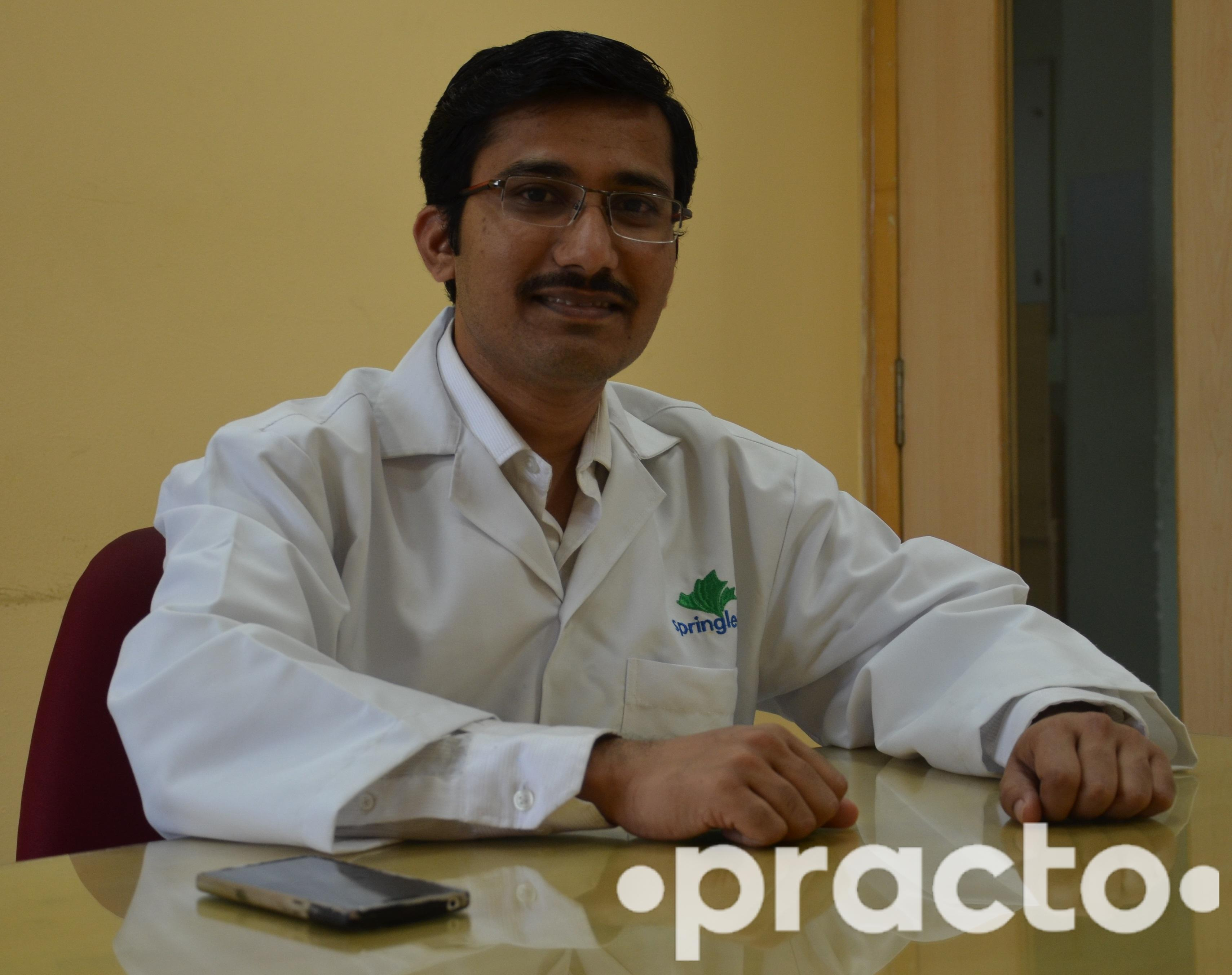 Dr. Vithal Malmande - General Surgeon
