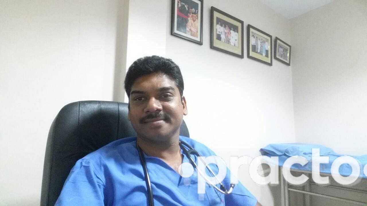 Dr. Ravi Kanth Athuluri - Cardiologist