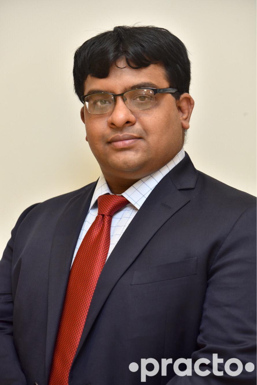 Dr. Aditya S Agrawal - Pulmonologist