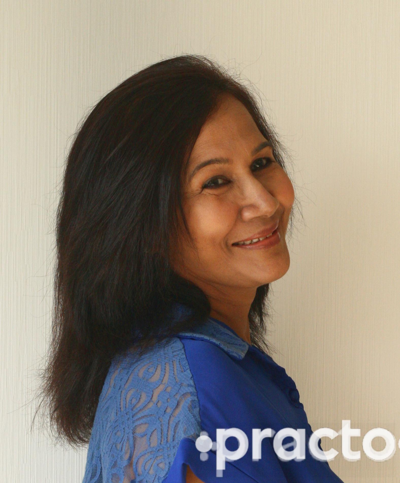 Mrs. Pushpa Ladsariya - Dietitian/Nutritionist