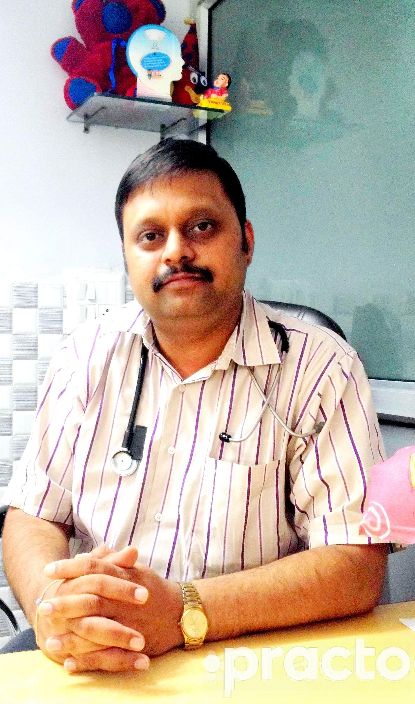 Dr. Abhinav Agarwal - Pediatrician