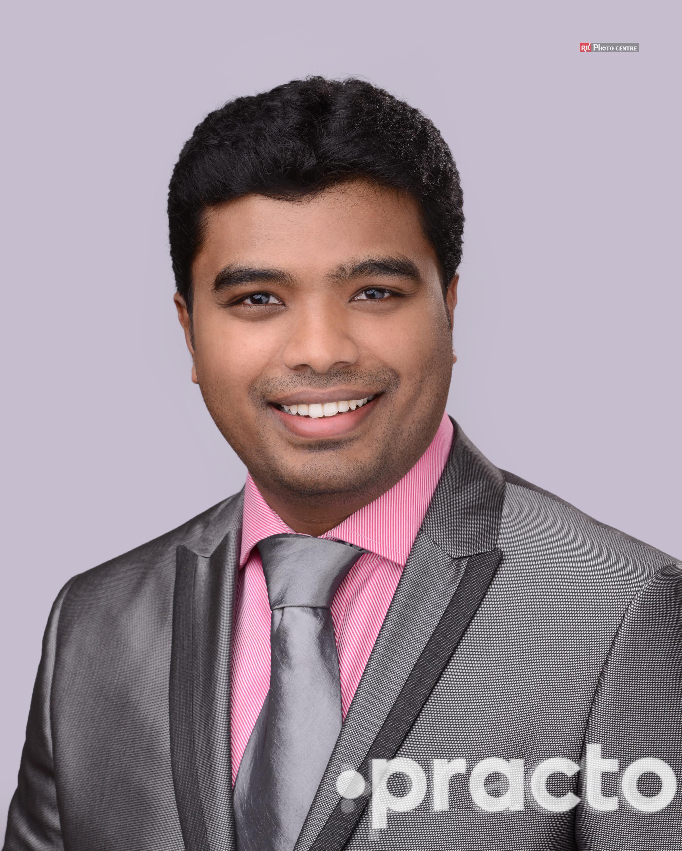 Dr. Karthikeyan.V.P.S - Bariatric Surgeon