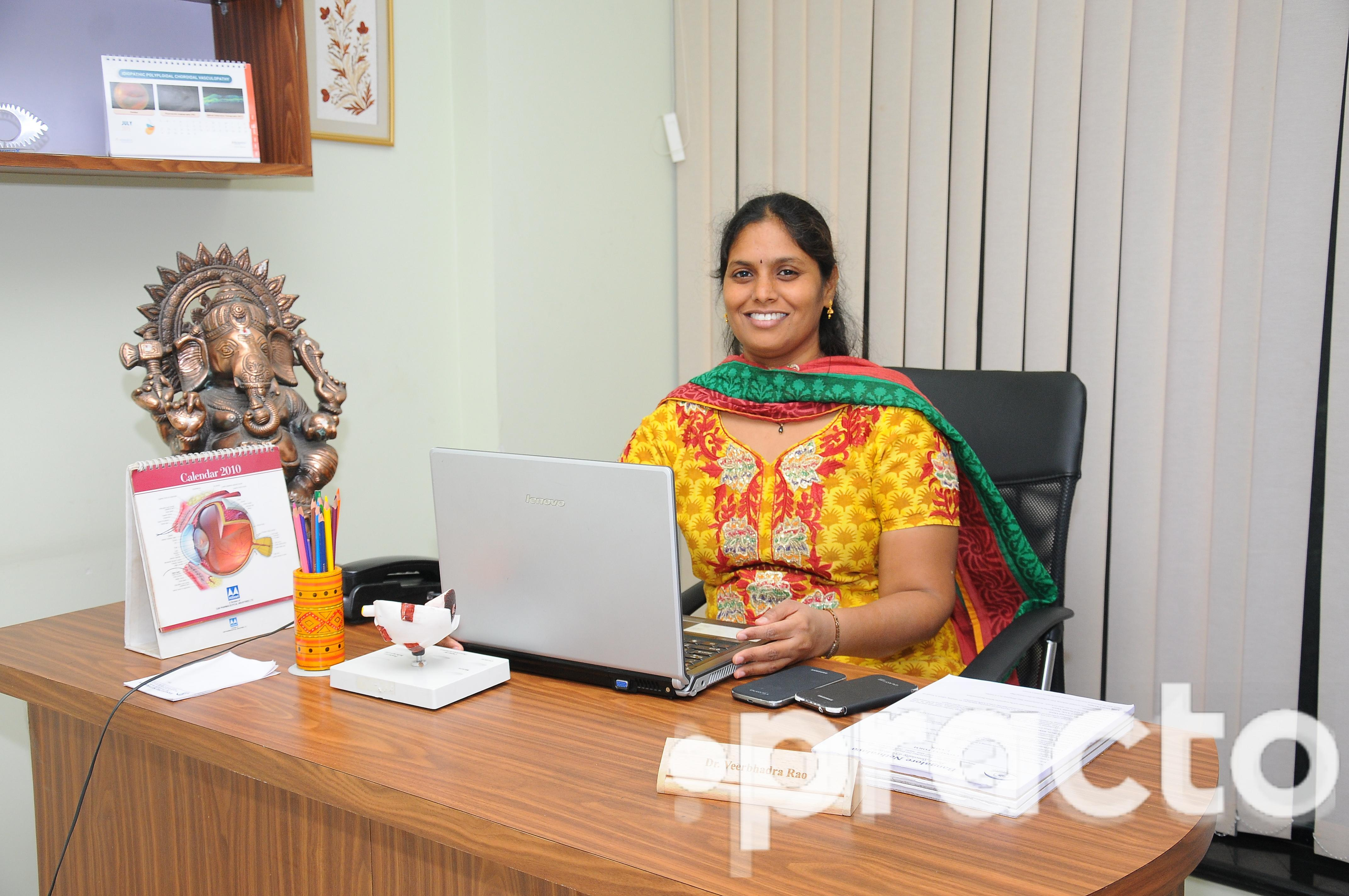 Dr. Sharada P Rao - Ophthalmologist