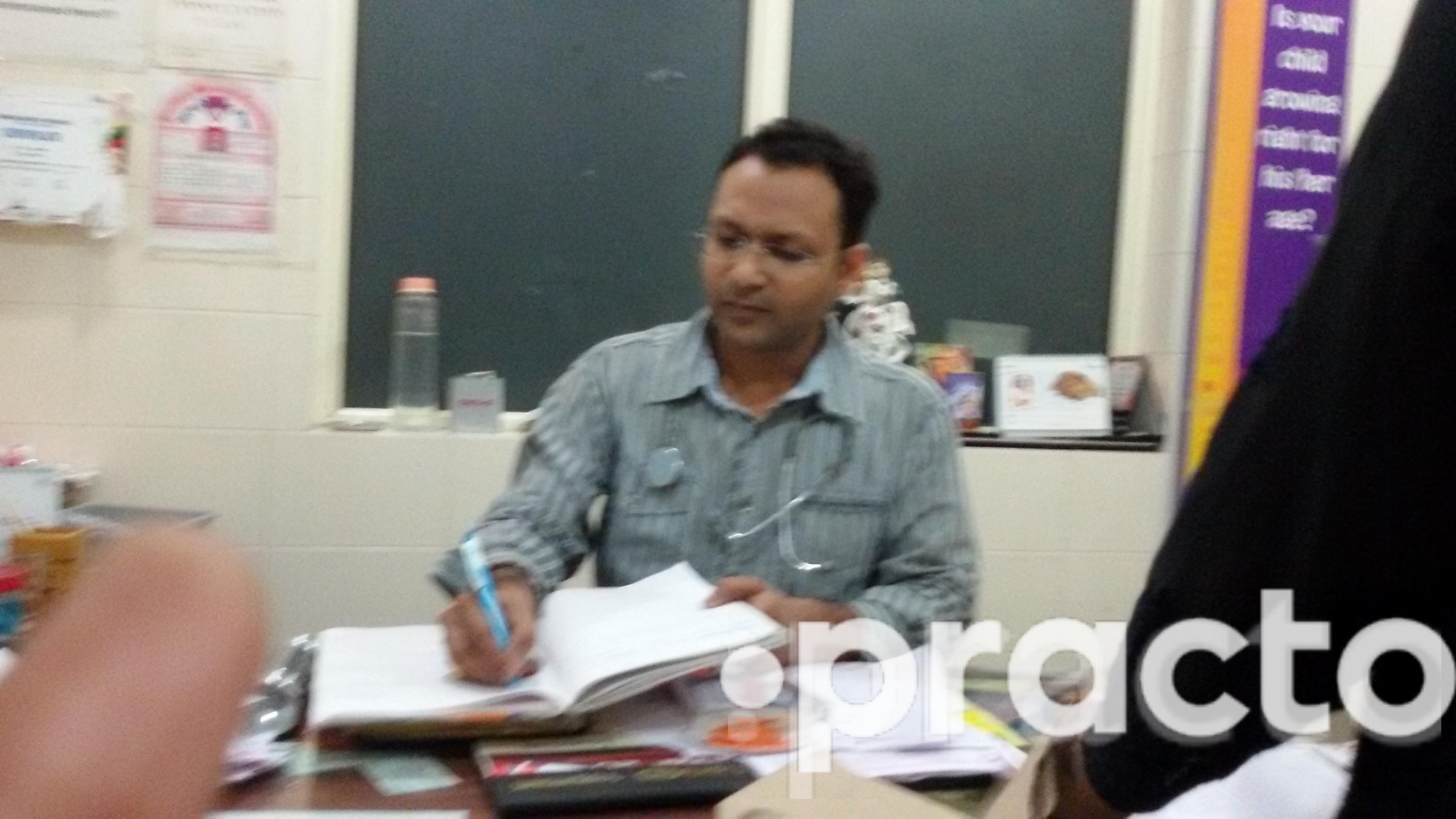 Dr. Gaurav Mittal - Pediatrician