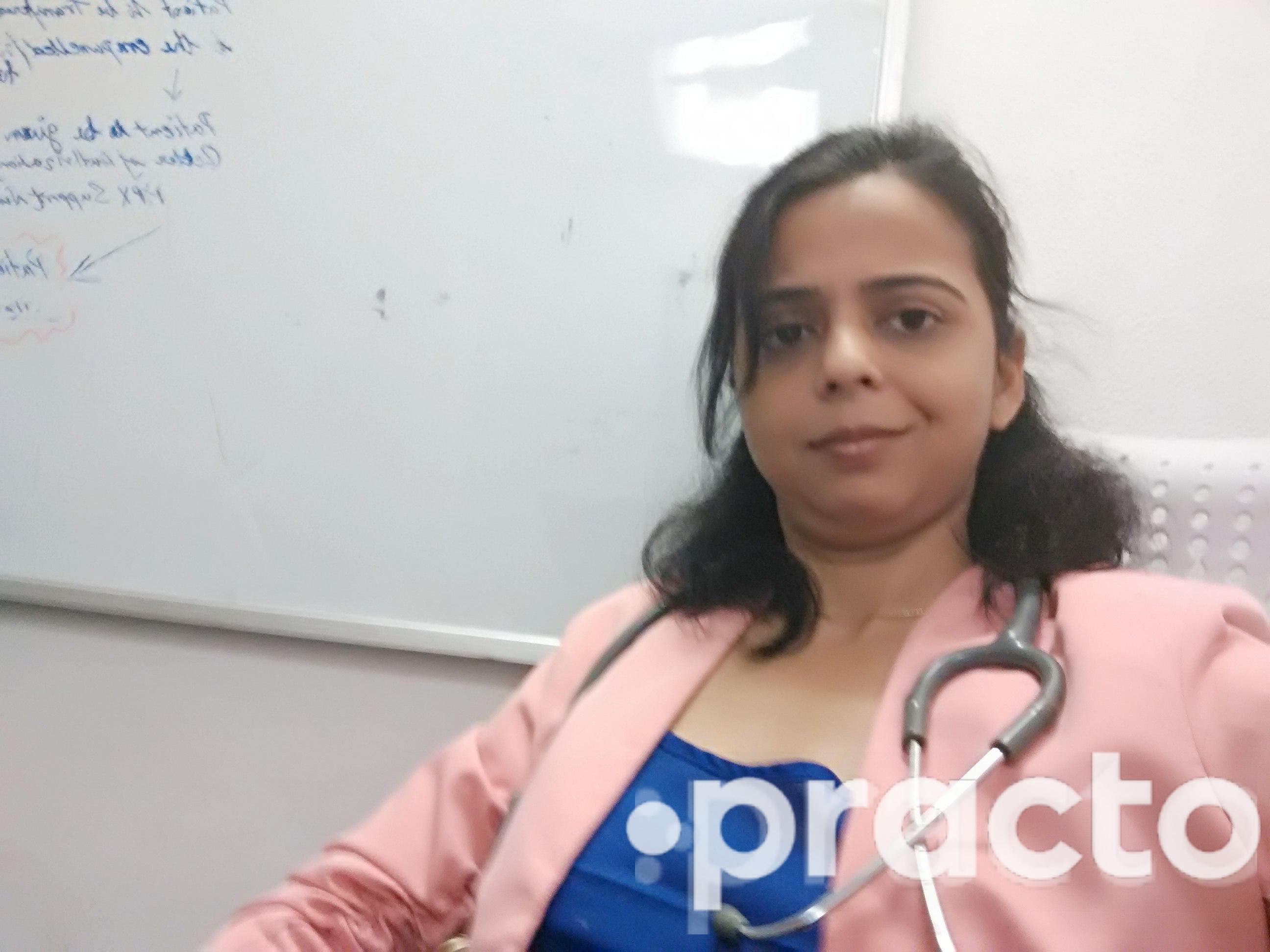 Dr. Neha Jain - Diabetologist