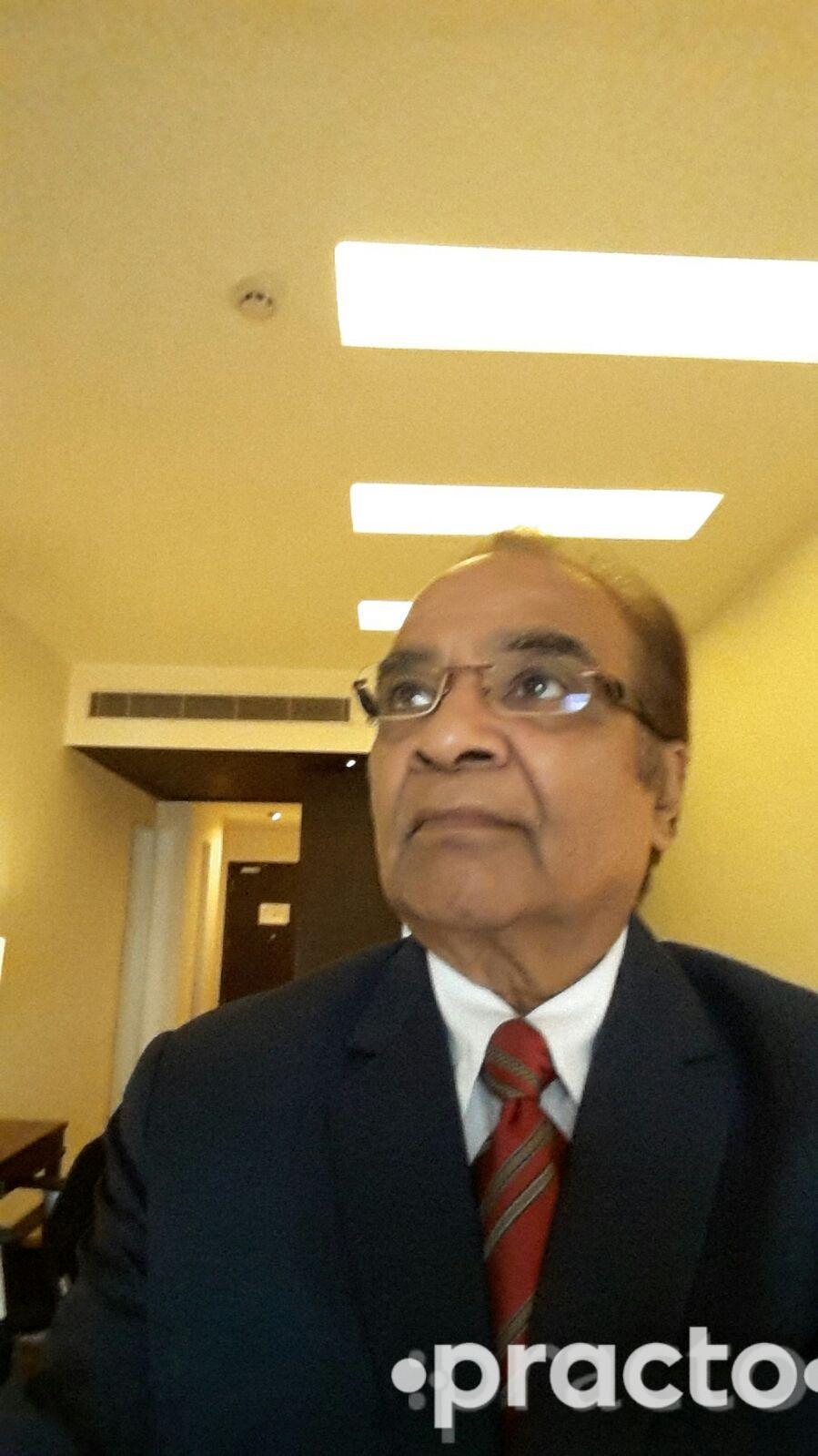 Dr. Rama Kant - General Surgeon