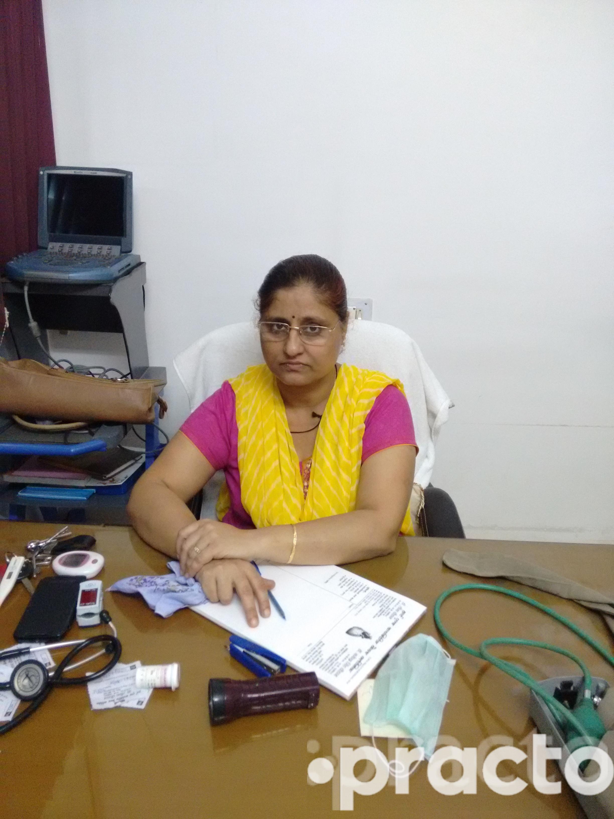 Dr. Leena Chauhan - General Physician