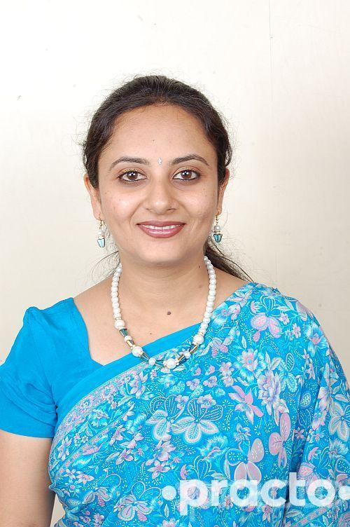 Dr. Amisha Sheth - Ophthalmologist