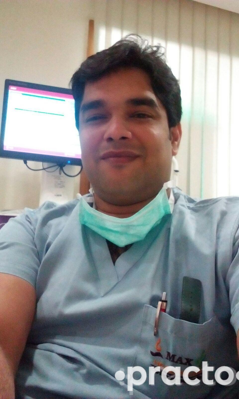 Dr. Yashdeep Rustagi - Urologist