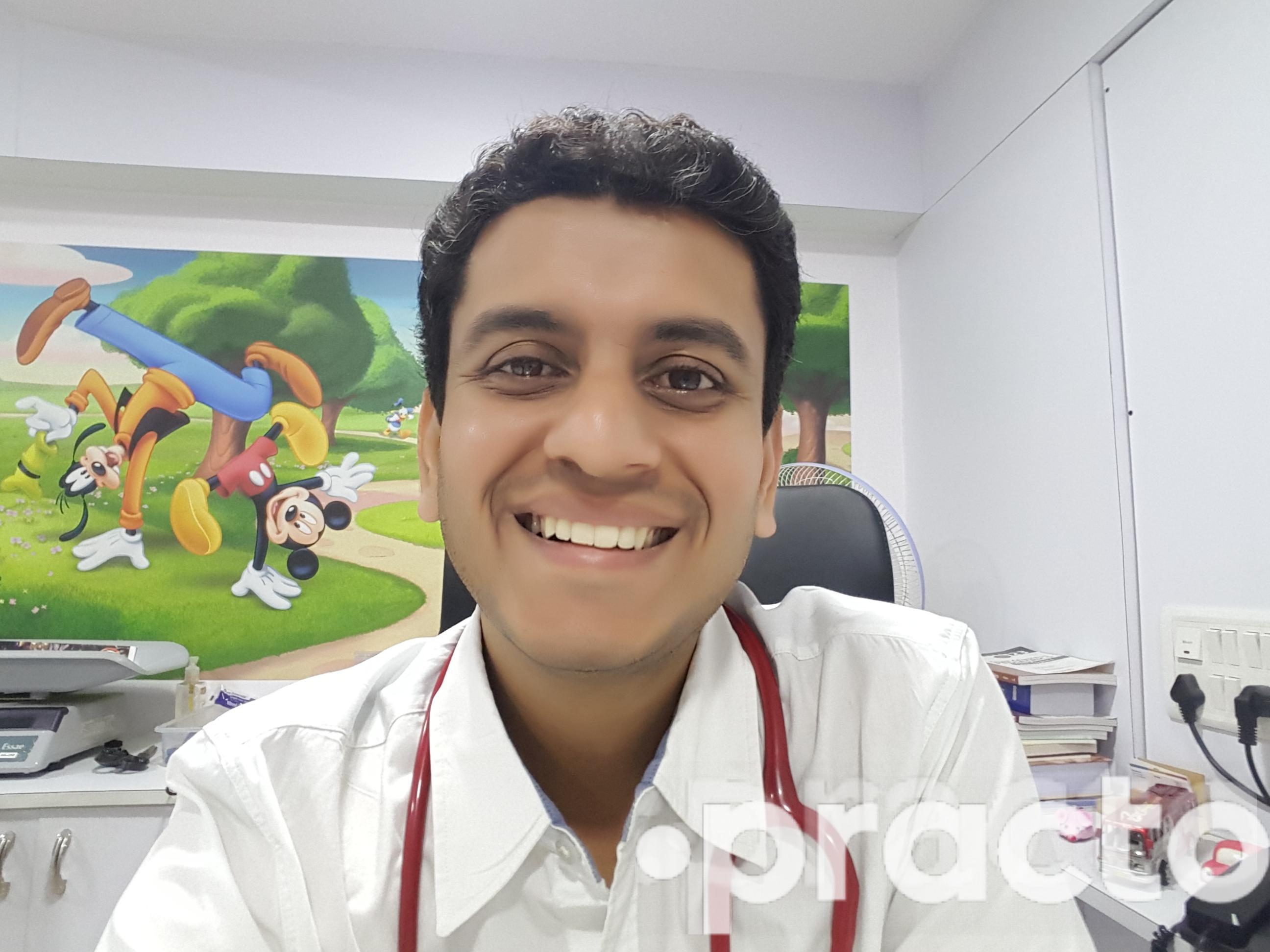 Dr. Amar Y P - Pediatrician