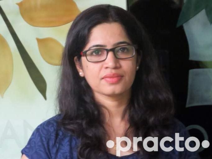 Dr. Ashwini S - Gynecologist/Obstetrician