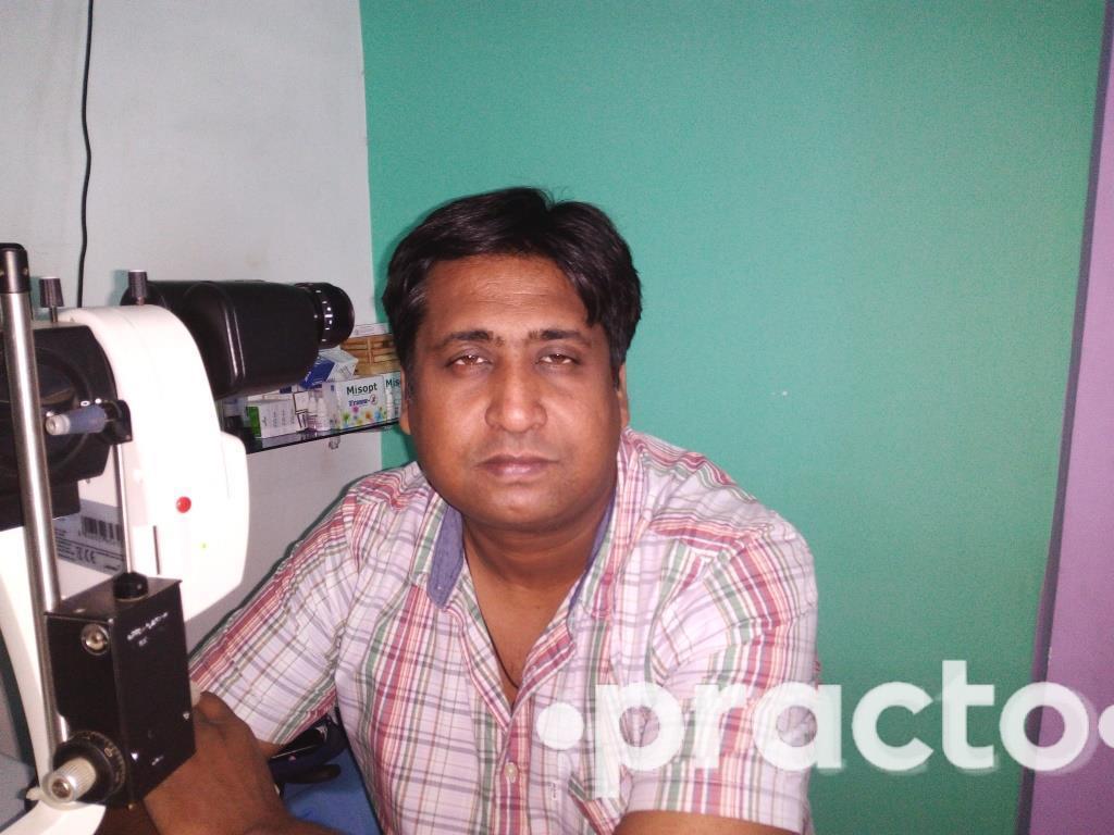 Dr. Nishith Prakash - Ophthalmologist