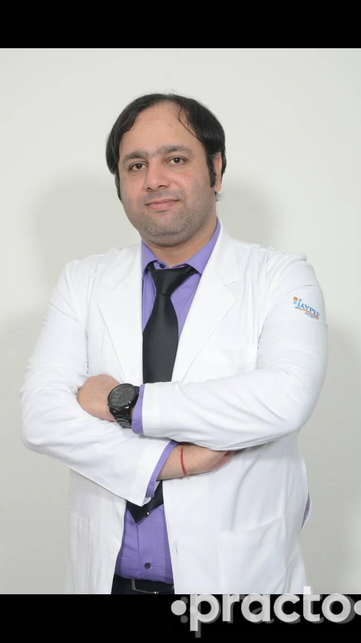 Dr. Anirudh Pratap Singh - General Physician