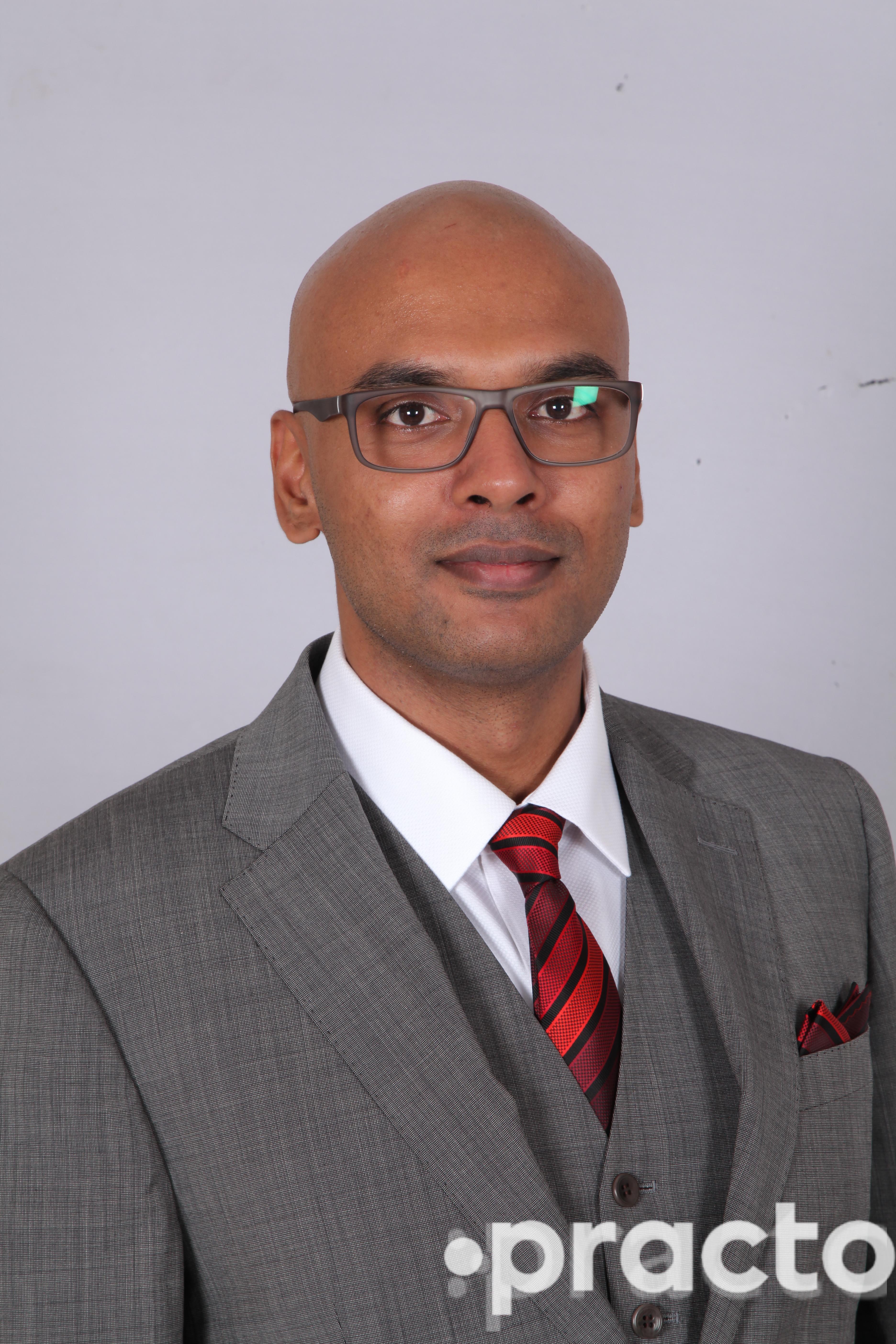 Dr. M S Kandasamy Kamindan - Ear-Nose-Throat (ENT) Specialist