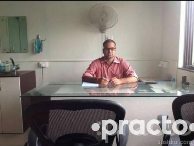 Dr. Ankit M. Rathore - Dentist