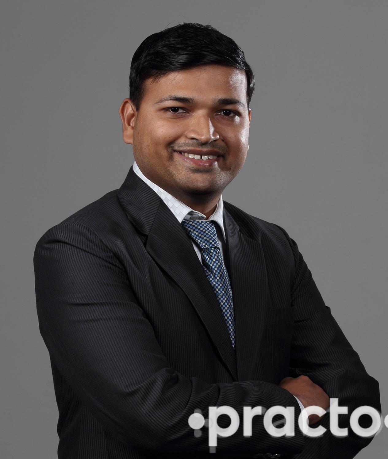 Dr. Hemant Patel - Ophthalmologist