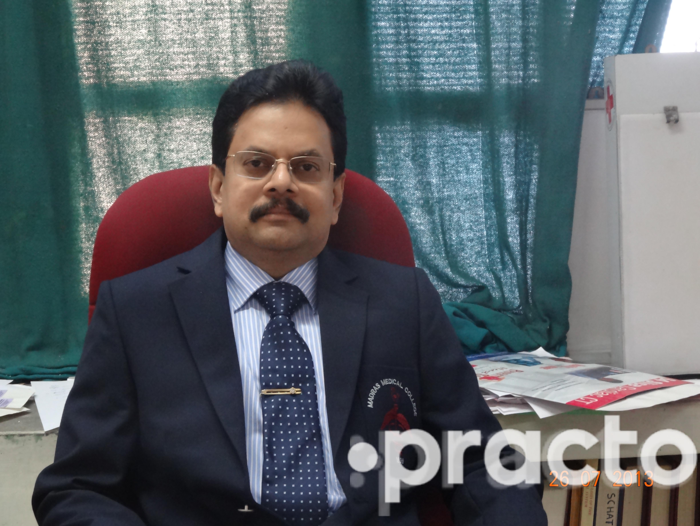 Dr. N. Deen Muhammad Ismail - Orthopedist