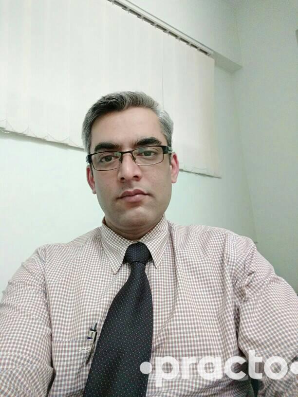 Dr. Amolkumar patil - Urologist