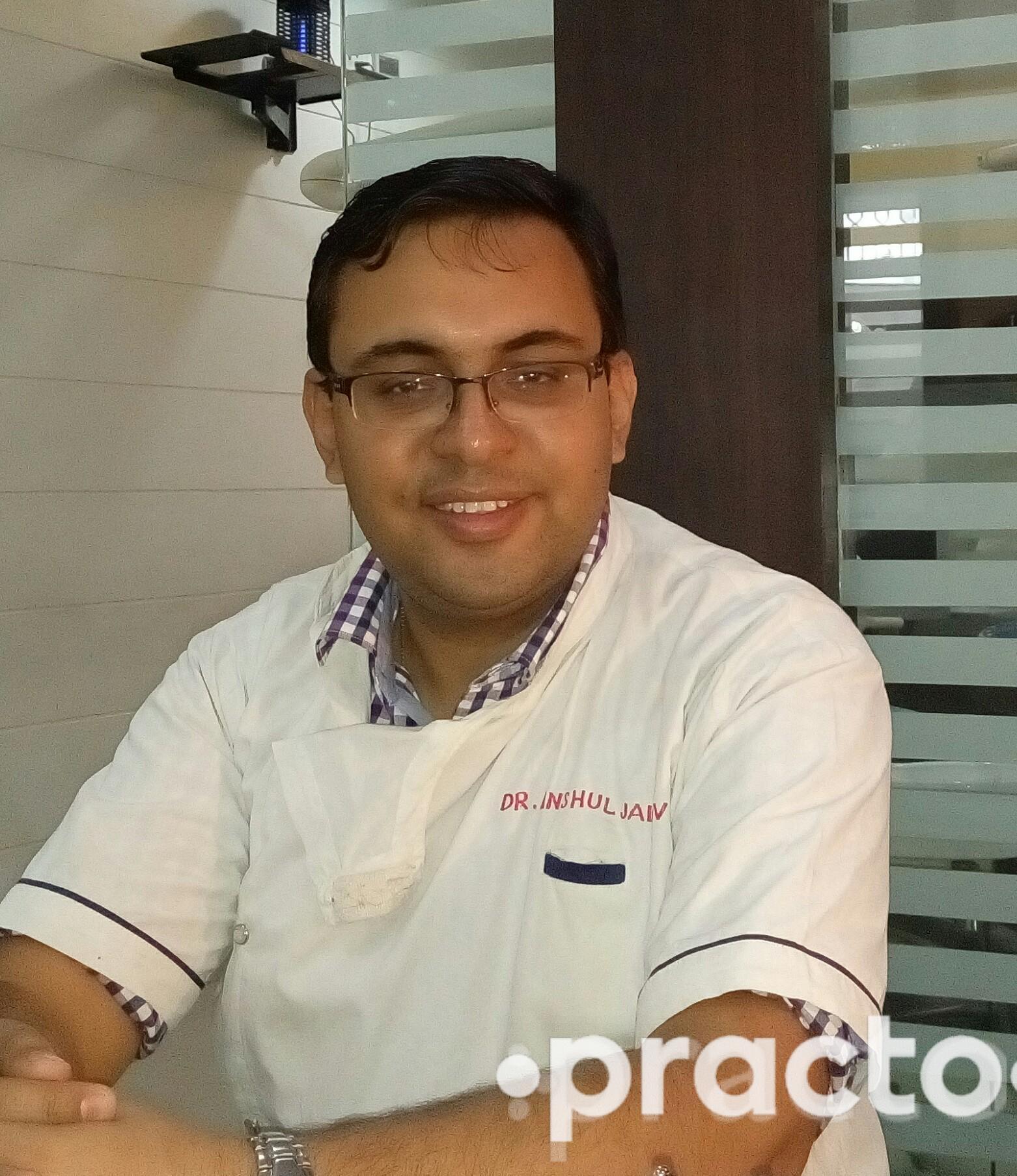 Dr. Anshul Jaidev - Dentist