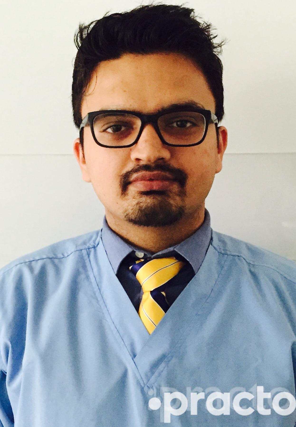Dr. Darshan Shah - Dentist