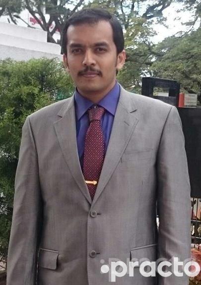 Dr. Pavan C M - Dentist