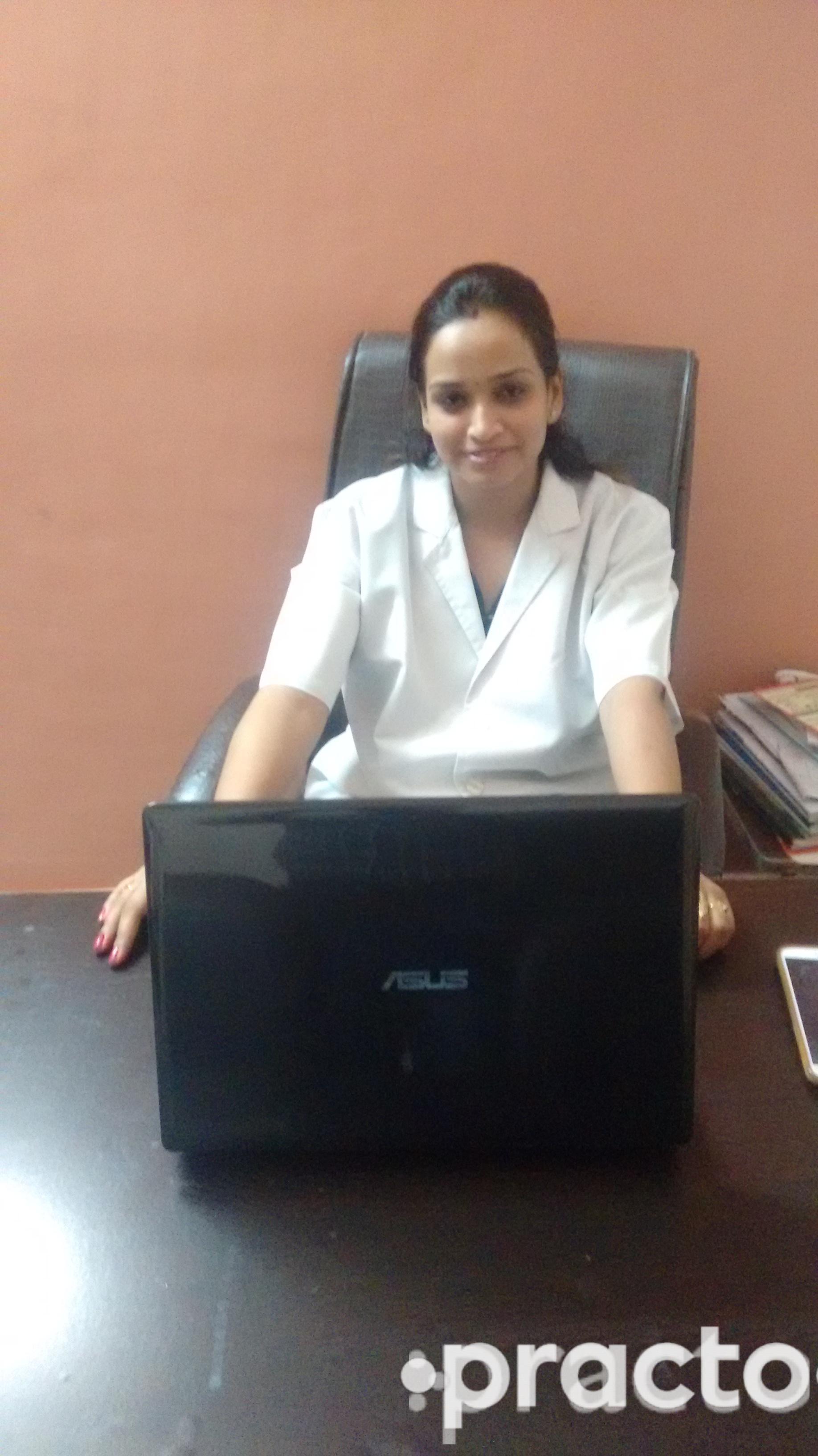 Dr. Aparna Choudhary - Dentist