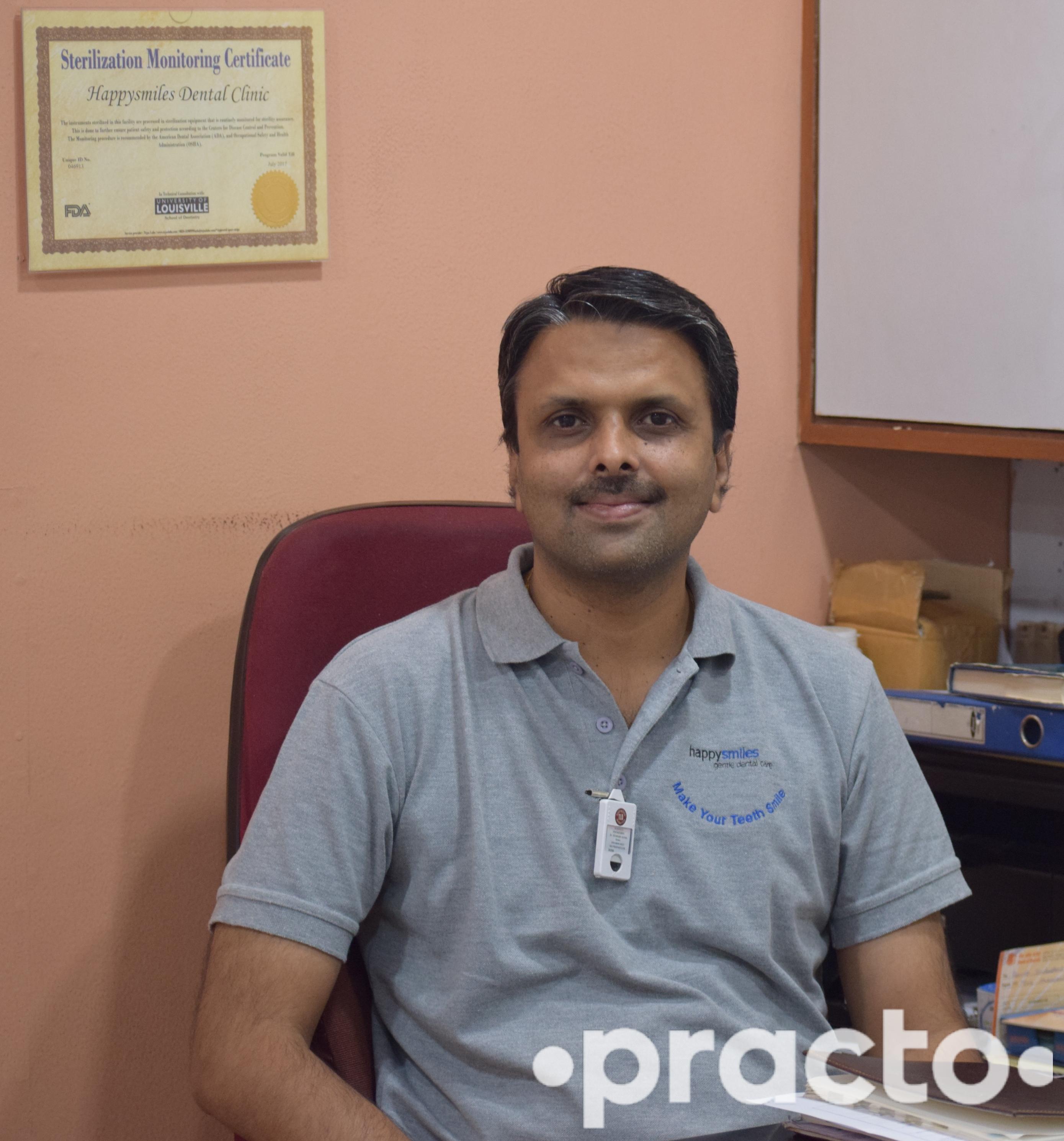 Dr. Sourabh Sunil Shah - Dentist