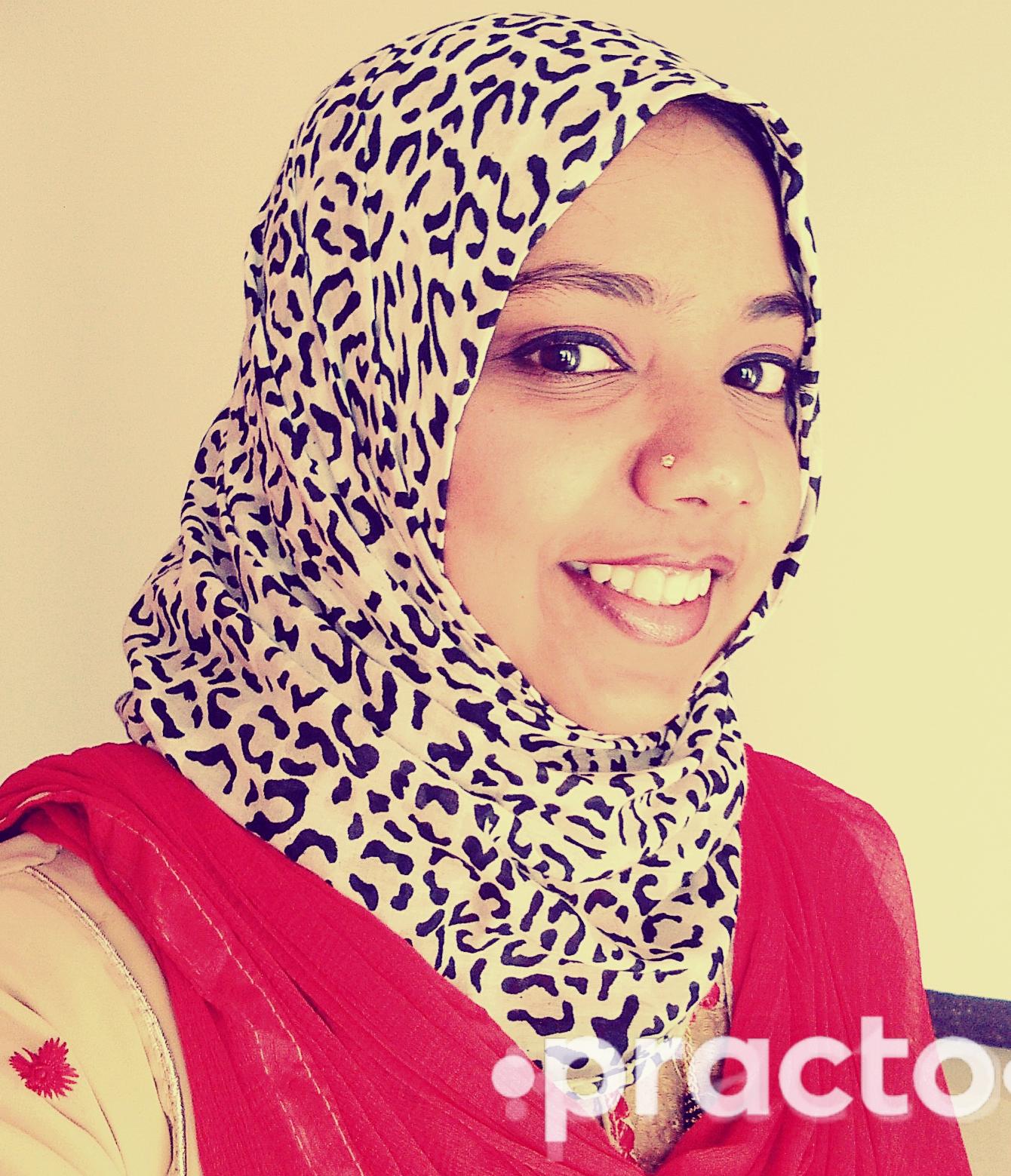Dr. Ayesha Sakina - Dentist