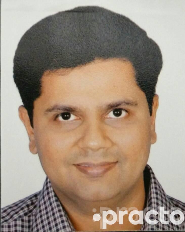 Dr. Chirag Dalal - Orthopedist