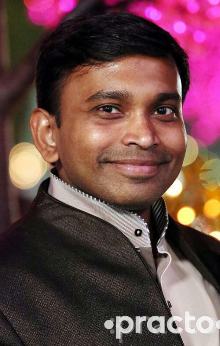Dr. Prasenjit Saha - Dentist