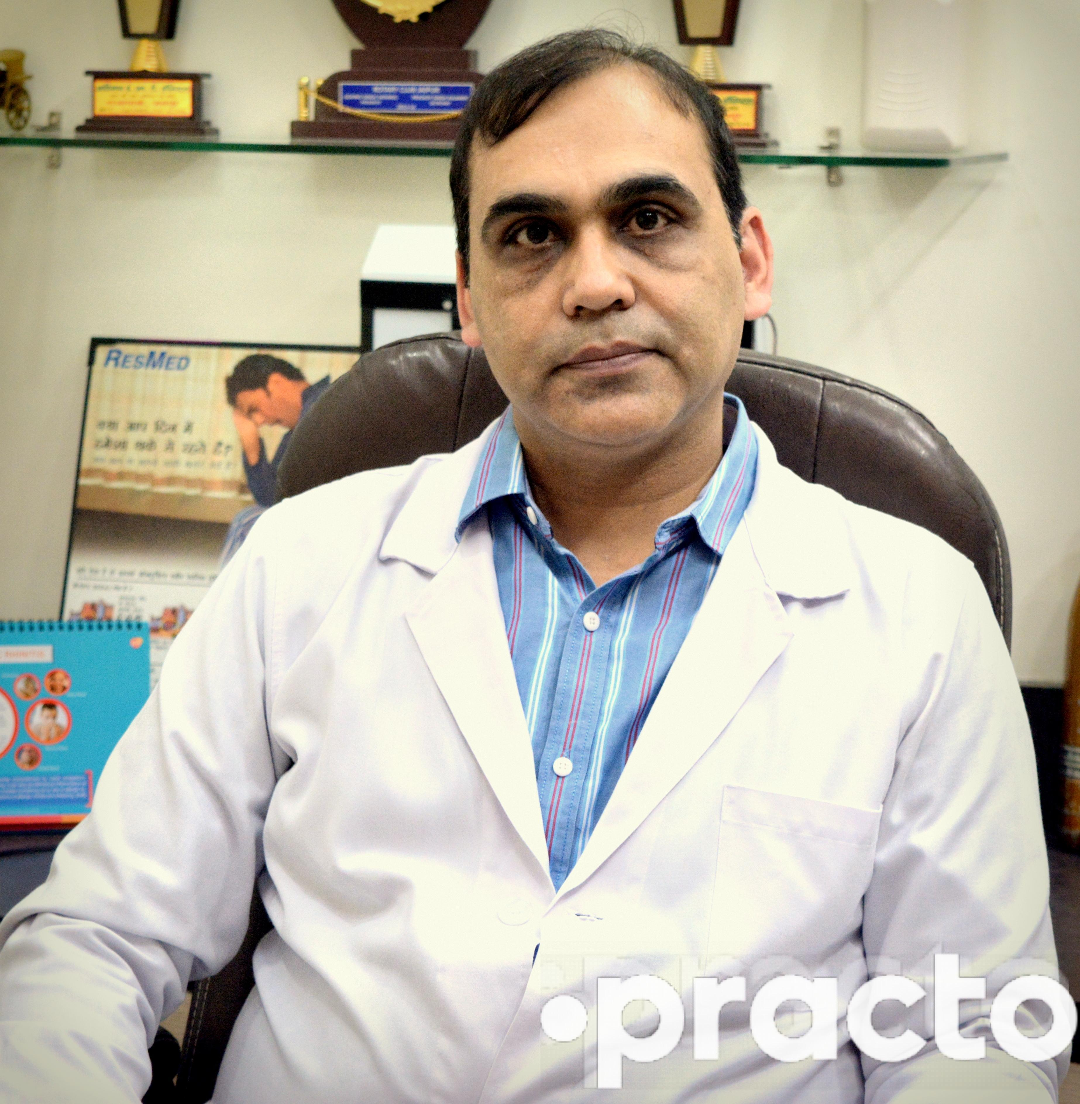 Dr. Lovelish jain - Ear-Nose-Throat (ENT) Specialist