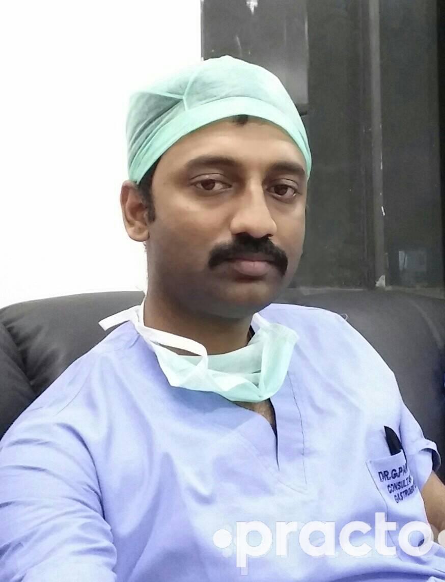 Dr. Parthasarathy G - Laparoscopic Surgeon