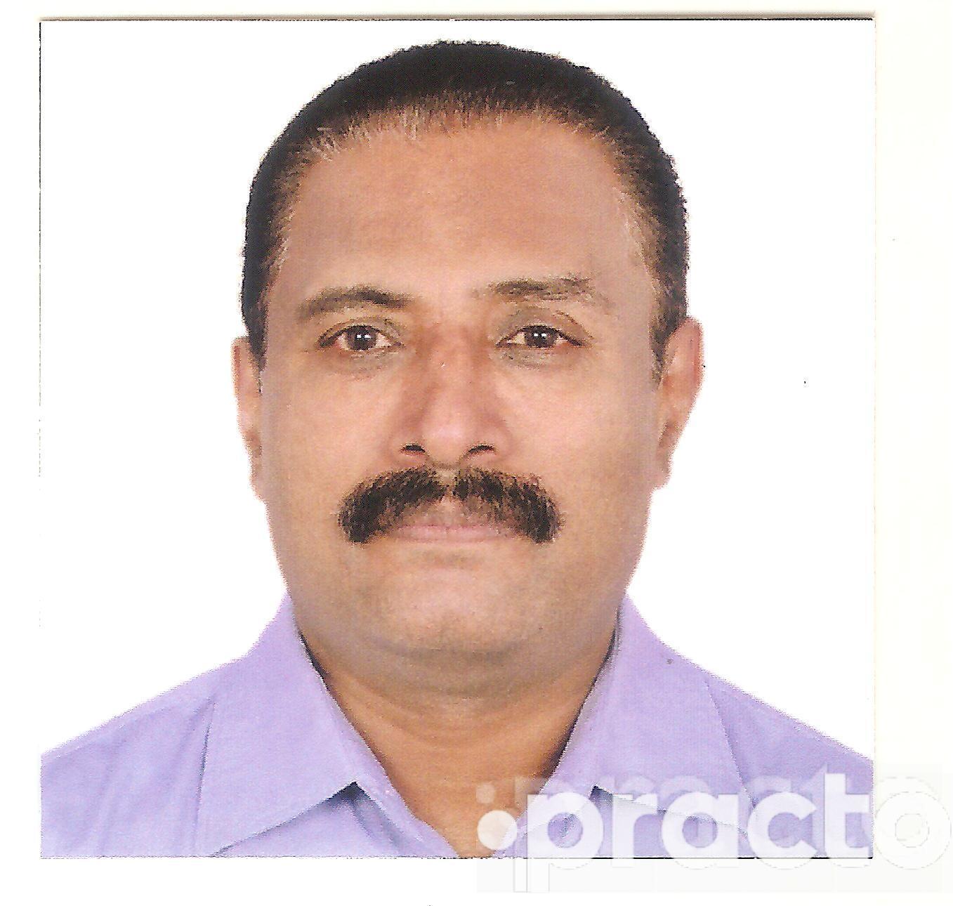Dr. Mathews.P.George - Ear-Nose-Throat (ENT) Specialist