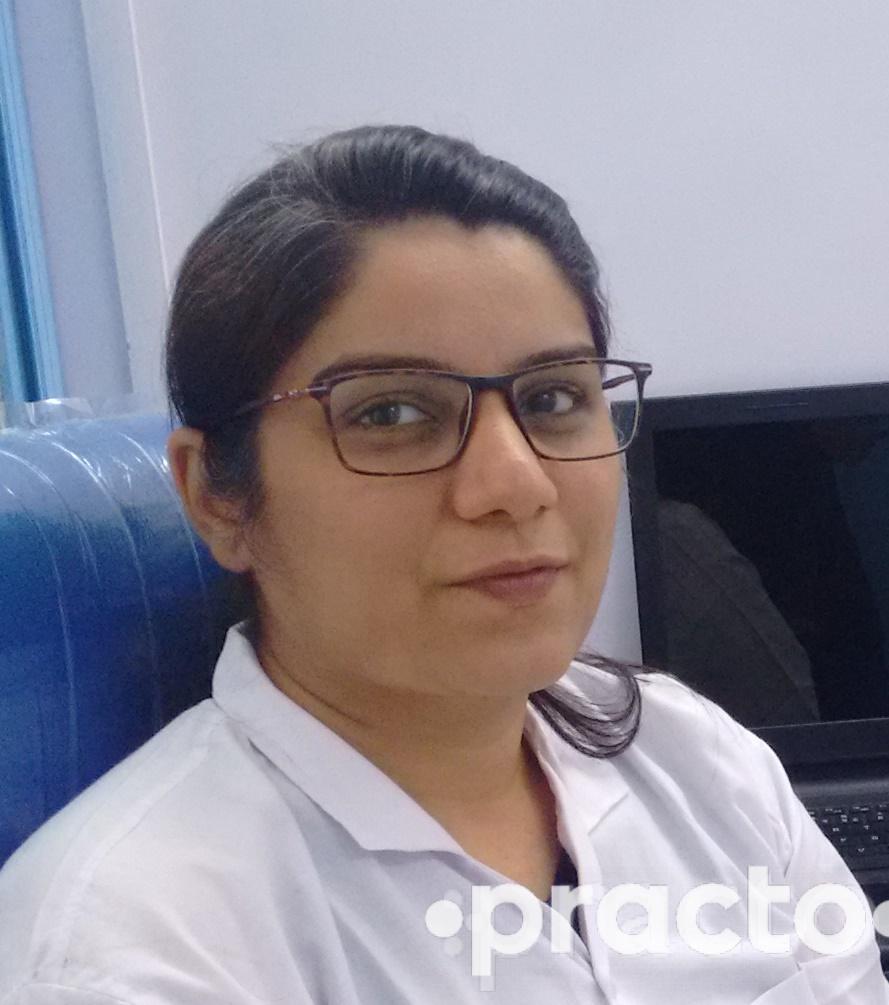 Dr. Bhavati Lukka - Dentist
