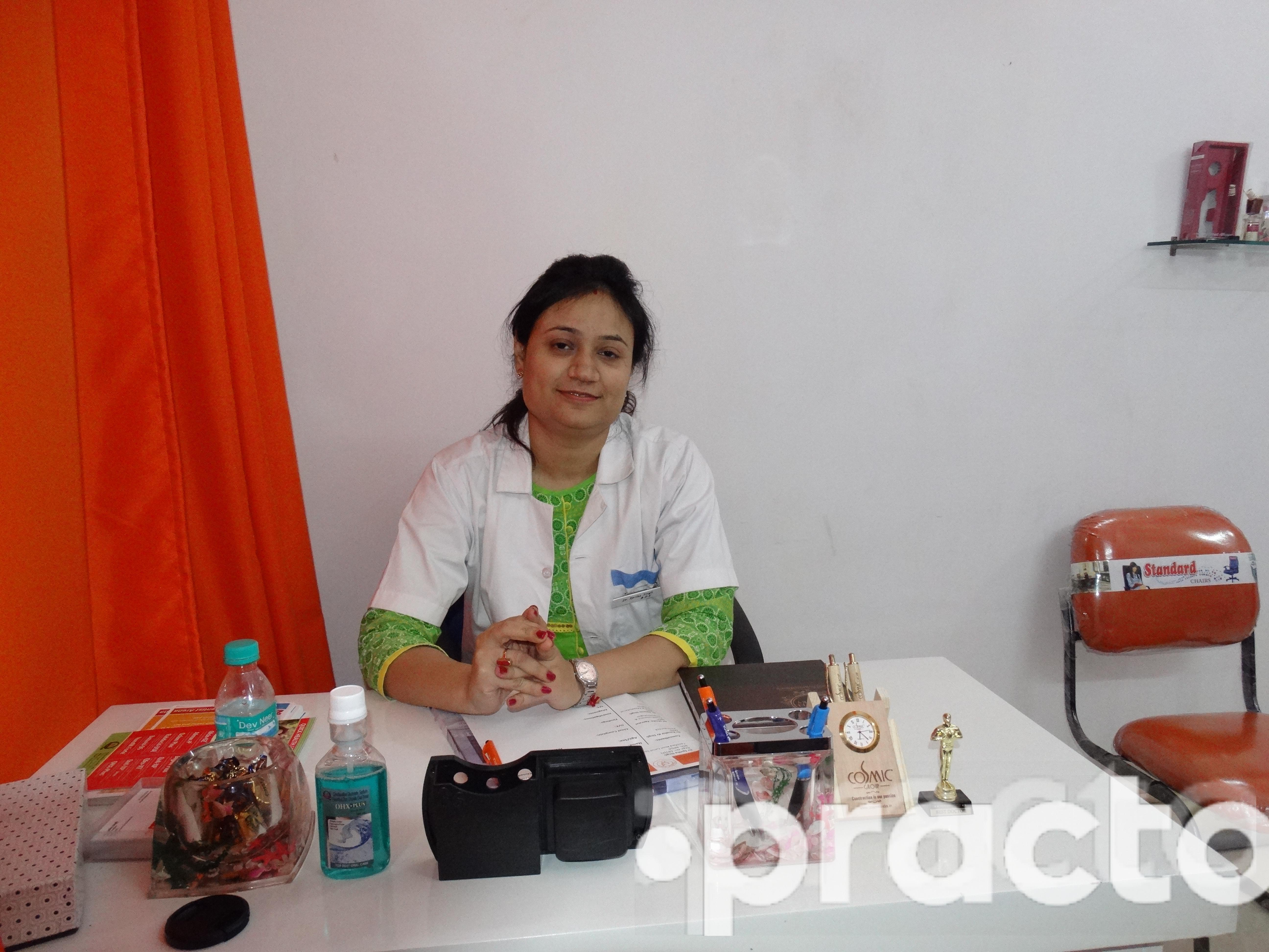 Dr. Spriha Singh - Dentist