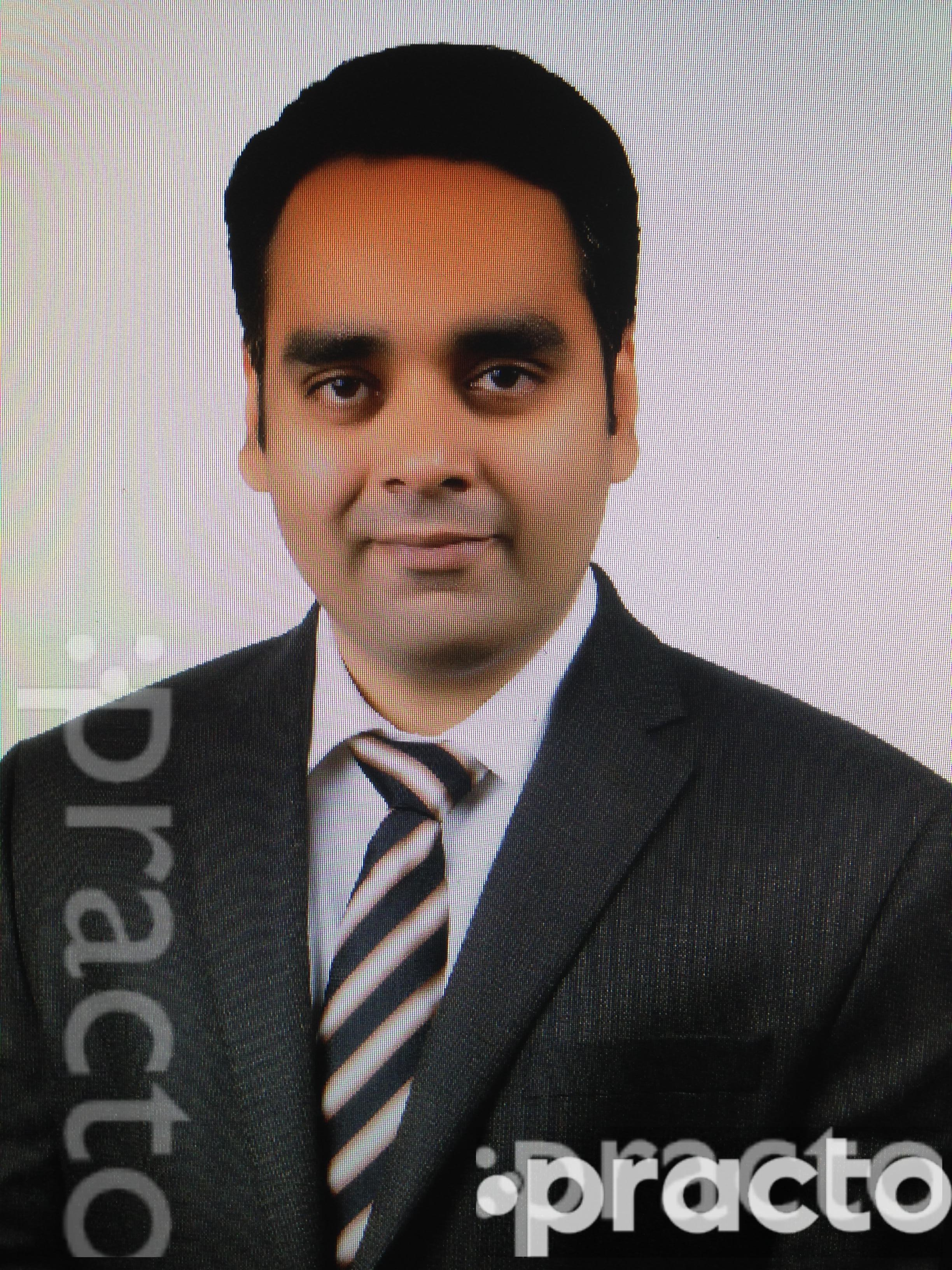 Dr. Deepak Joshi - Spine Surgeon