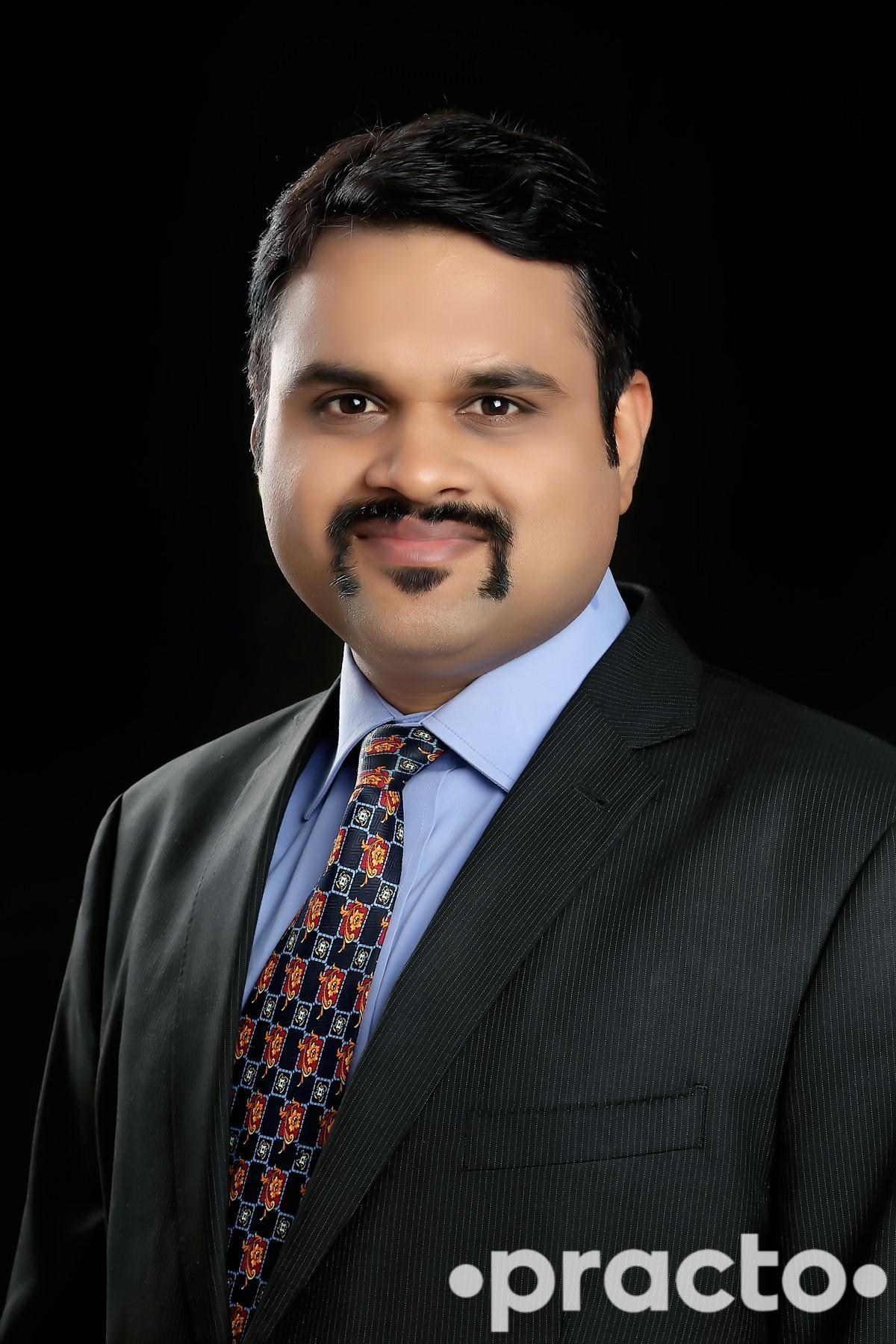 Dr. Bipin Chandra Reddy - Dentist