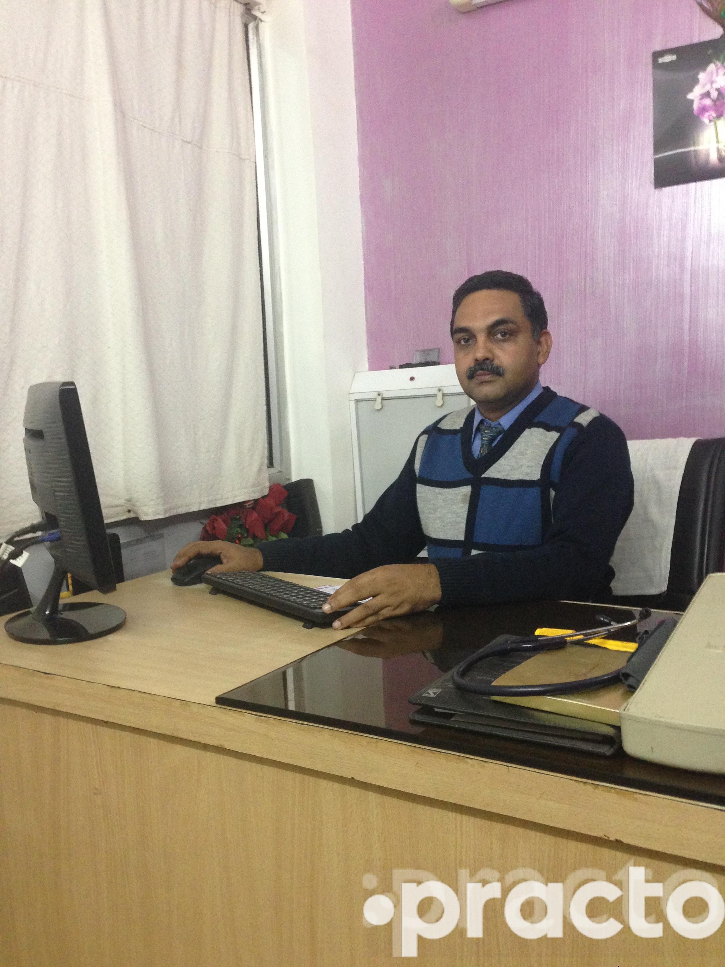 Dr. Pawan Kumar Chaudhary - Homoeopath