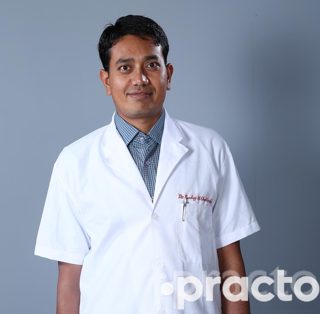 Dr. Pankaj Chaklashiya - Gynecologist/Obstetrician