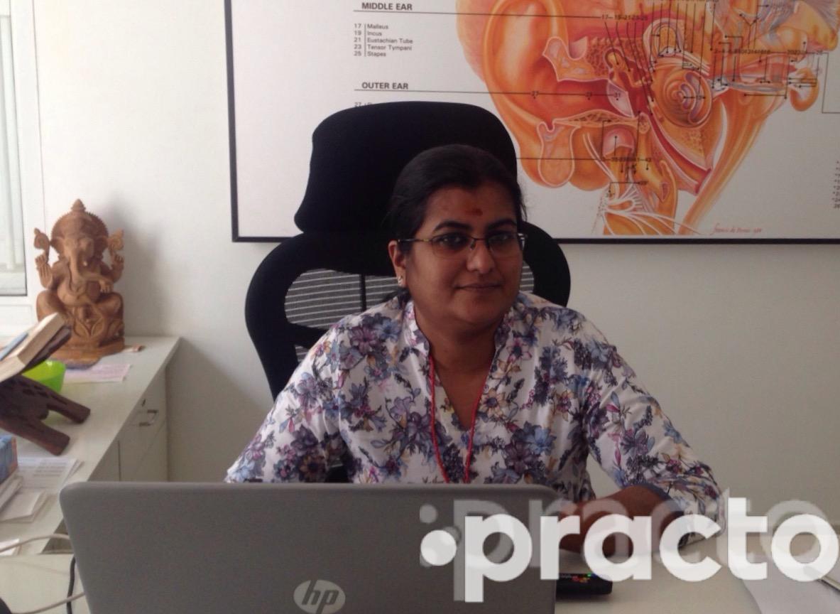 Ms. Sabitha Nair - Audiologist