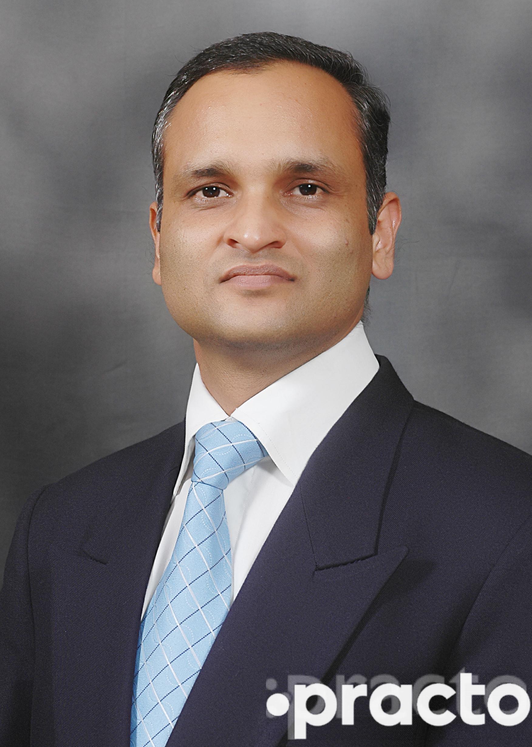 Dr. A S Pandey - Orthopedist