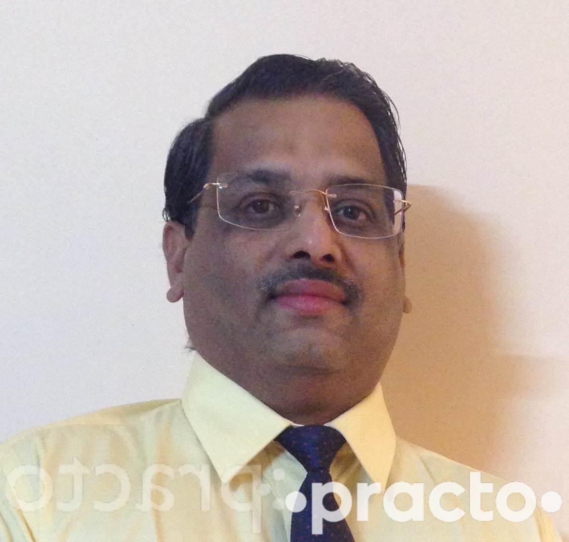 Dr. Sudhindra Kulkarni - Diabetologist