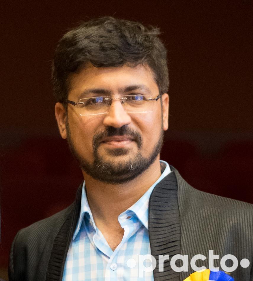 Dr. Mukesh K Asrani - Dentist