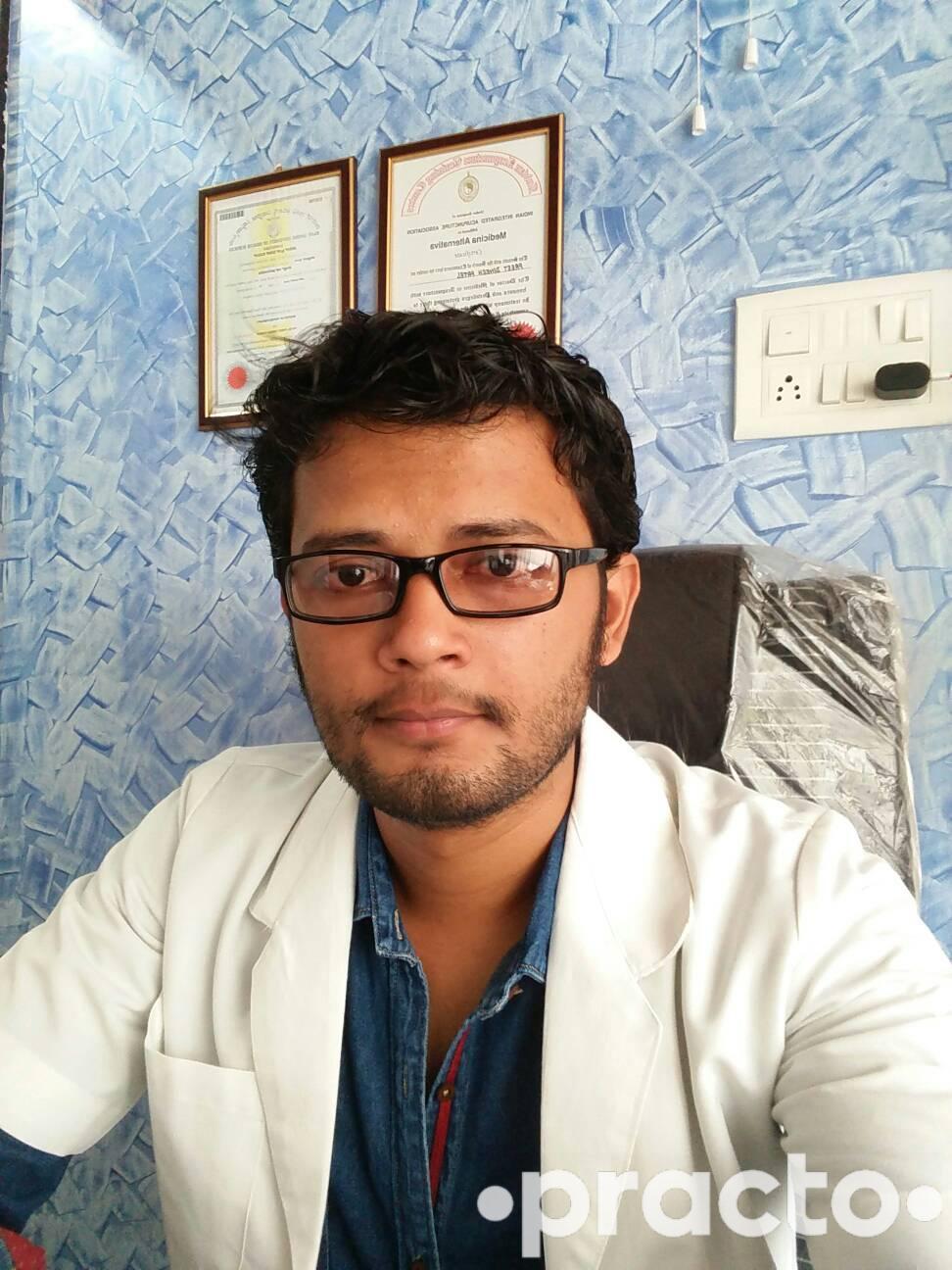 Dr. Preet D. Patel (PT)