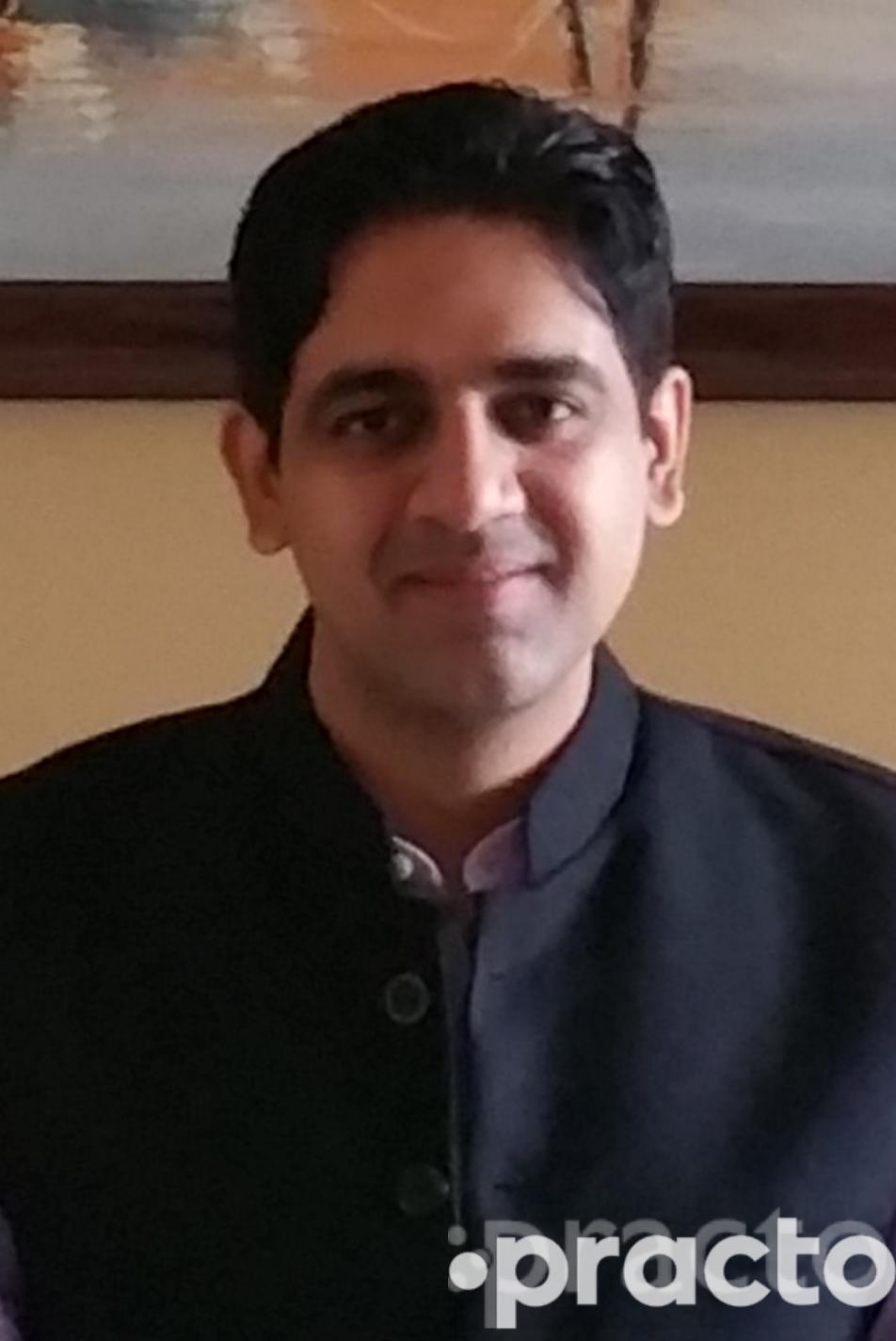 Dr. Aditya Patney - Dentist
