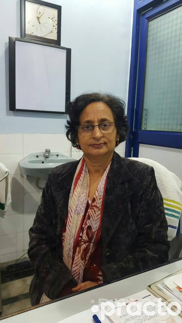 Dr. Abha Bhatnagar - Ear-Nose-Throat (ENT) Specialist