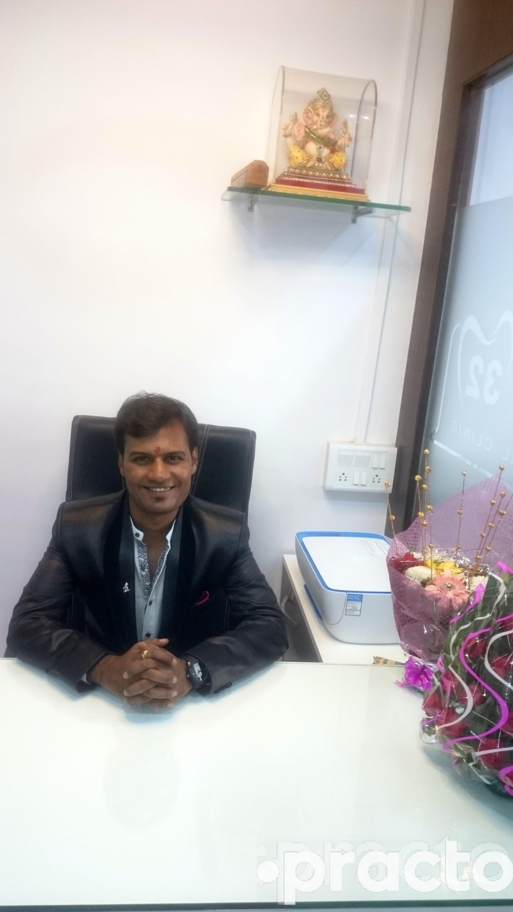 Dr. Ketan K Revanwar - Dentist