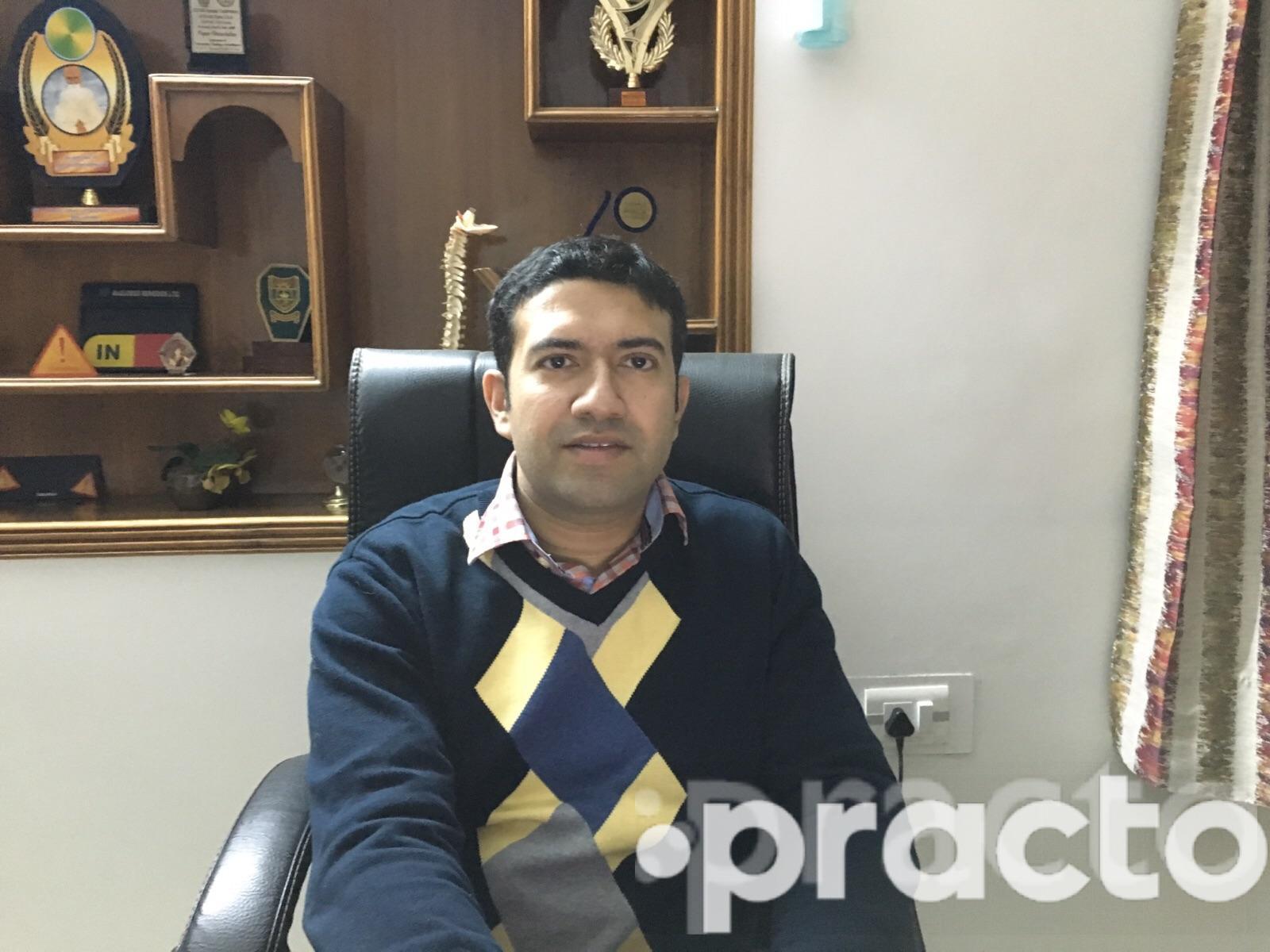 Dr. Rajan - Orthopedist